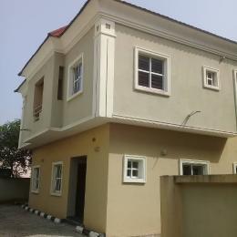 4 bedroom Duplex for rent road 5 Crown Estate Ajah Lagos