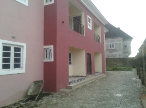 2 bedroom Shared Apartment Flat / Apartment for rent Cornerstone road, off NTA RD Magbuoba Port Harcourt Rivers