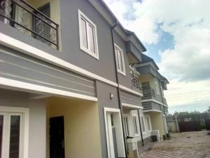 2 bedroom Semi Detached Duplex House for rent Shell co operative Eliozu Port Harcourt Rivers