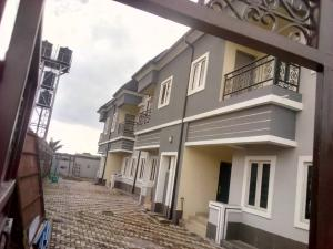 2 bedroom Semi Detached Duplex House for rent Shell co operative Eliozu Port Harcourt Rivers