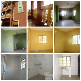 3 bedroom Flat / Apartment for rent Iyanera ILOGBO Road - Alaba International Road Ajangbadi Ojo Lagos