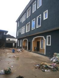 3 bedroom Blocks of Flats House for rent ekoro road Abule Egba Abule Egba Lagos