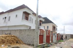 3 bedroom Semi Detached Duplex House for sale Chevron Drive, by chevron head office chevron Lekki Lagos