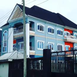 3 bedroom Blocks of Flats House for sale Shell Cooperative Estate,Off Old Opm site Eliozu Port Harcourt Rivers