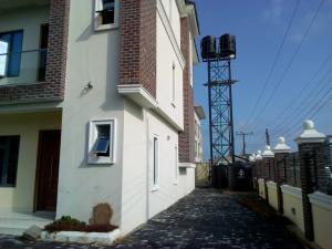 4 bedroom Terraced Duplex House for sale Near Elf Bus Stop Lekki Phase 1 Lekki Lagos