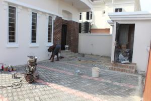 4 bedroom Detached Duplex House for sale West end estate by county road Ikota Lekki Lagos