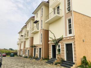 4 bedroom Massionette House for sale Brains and Hammers Estate Galadimawa  Galadinmawa Abuja