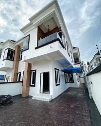 3 bedroom Semi Detached Duplex House for rent chevron Lekki Lagos