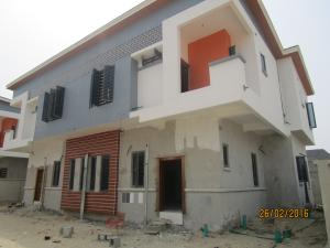 4 bedroom Semi Detached Duplex House for sale Chevy View Estate chevron Lekki Lagos