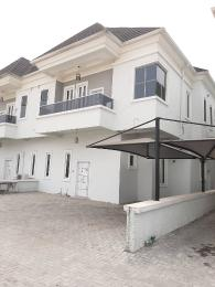 4 bedroom Semi Detached Duplex House for rent Chevron Drive  Lekki Phase 2 Lekki Lagos