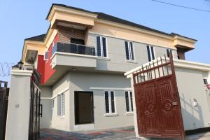 4 bedroom Semi Detached Duplex House for sale Olokonla Estate Olokonla Ajah Lagos - 0