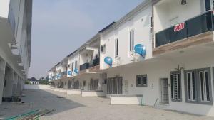 4 bedroom Terraced Duplex House for sale Lafiaji chevron Lekki Lagos