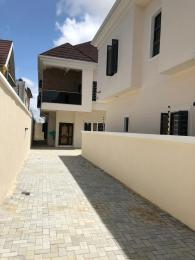 4 bedroom Semi Detached Duplex House for sale In an estate close to Lekki phase 1 Ikate Lekki Lagos