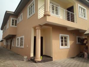 4 bedroom Terraced Duplex House for rent Off Mobil Road  Ilaje Ajah Lagos