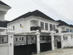 4 bedroom Semi Detached Duplex House for sale Chevron alternative chevron Lekki Lagos
