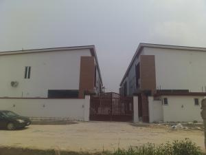 4 bedroom Terraced Duplex House for sale Orchard road Chevron lekki Lagos state  chevron Lekki Lagos