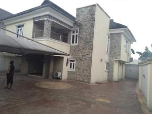 4 bedroom Detached Duplex House for sale Aparalink off NTA Rd Magbuoba Port Harcourt Rivers