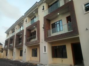 4 bedroom Terraced Duplex House for sale Off oriwu  street, lekki phase 1 Lekki Phase 1 Lekki Lagos