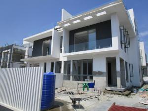 5 bedroom Semi Detached Duplex House for sale pinnock beach estate Osapa london Lekki Lagos