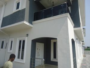 5 bedroom Semi Detached Duplex House for sale lafaiji Ikota Lekki Lagos
