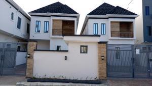 5 bedroom Detached Duplex House for sale In a Gated Estate Before Northwest Ikota Lekki Ikota Lekki Lagos