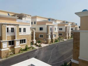 6 bedroom Terraced Duplex House for sale Jabi by the lake Jabi Abuja