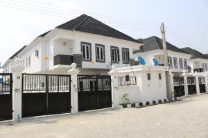 4 bedroom Semi Detached Duplex House for sale Chevron Estate chevron Lekki Lagos - 0