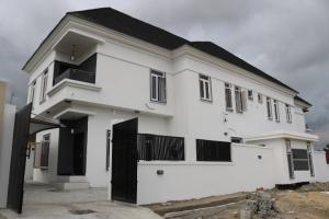 4 bedroom Semi Detached Duplex House for sale Off Mobil Estate Road Ilaje Ajah Lagos