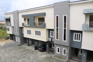 4 bedroom Terraced Duplex House for rent Ocean Bay Estate Lekki Lagos