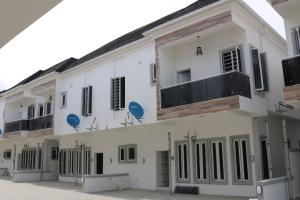 4 bedroom Detached Duplex House for rent Orchid Estate, By Chevron Lekki Lagos