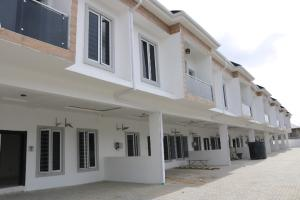 4 bedroom Terraced Duplex House for sale Orchid Estate, By Chevron Lekki Lagos - 0