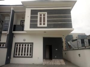 4 bedroom Semi Detached Duplex House for rent Kusenla road  Ikate Lekki Lagos
