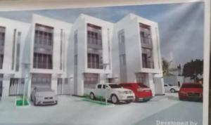 4 bedroom Terraced Duplex House for sale U3 estate, Lekki Right  Lekki Phase 1 Lekki Lagos - 0