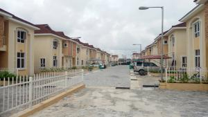 4 bedroom Semi Detached Duplex House for rent Alperton estate near Pinnock Beach estate; Jakande Lekki Lagos