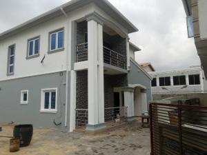 4 bedroom Detached Duplex House for sale Off college rd Ifako-ogba Ogba Lagos