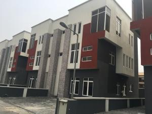 4 bedroom Semi Detached Duplex House for sale Vintage Park 2, Osapa Lekkk Oral Estate Lekki Lagos