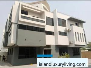 5 bedroom Semi Detached Duplex House for sale Off Thumbull drive  Old Ikoyi Ikoyi Lagos