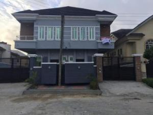 4 bedroom Semi Detached Duplex House for sale IKOTA VILLA ESTATE, BEHIND MEGA CHICKEN Ikota Lekki Lagos