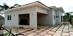 Detached Bungalow House for sale Shimawa off Lagos ibadan ogun  Obafemi Owode Ogun