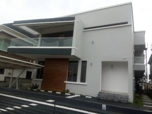 Detached Duplex House for sale Mega mound Estate.  Ikota Lekki Lagos