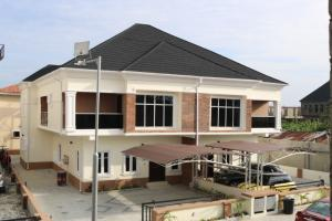 4 bedroom Semi Detached Duplex House for sale Lafiaji Lekki Lagos