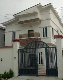 5 bedroom Detached Duplex House for rent Chevron toll gate  chevron Lekki Lagos