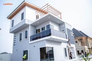 4 bedroom Detached Duplex House for sale Abraham Adesanya Abraham adesanya estate Ajah Lagos