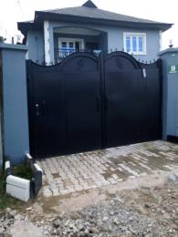 1 bedroom mini flat  Mini flat Flat / Apartment for rent Glory Estate, Command Abule Egba Abule Egba Lagos
