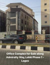 Office Space Commercial Property for sale Admiralty Way Lekki Phase 1 Lekki Lagos