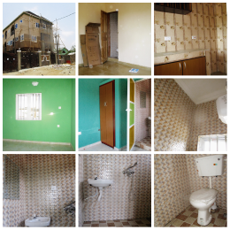 1 bedroom mini flat  Mini flat Flat / Apartment for rent AbuleAdo - Soba Festac Amuwo Odofin Lagos