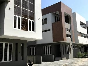 4 bedroom Semi Detached Duplex House for rent The Address Estate, Osapa london Lekki Lagos