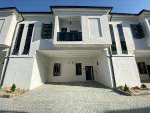 4 bedroom Terraced Duplex House for sale Lafiaji Lekki Lagos