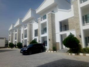 4 bedroom Terraced Duplex House for rent Diplomatic area Katampe Ext Abuja