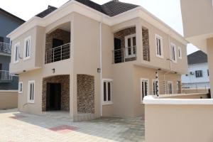 4 bedroom Detached Duplex House for rent Peninsula Garden Estate Peninsula Estate Ajah Lagos - 0